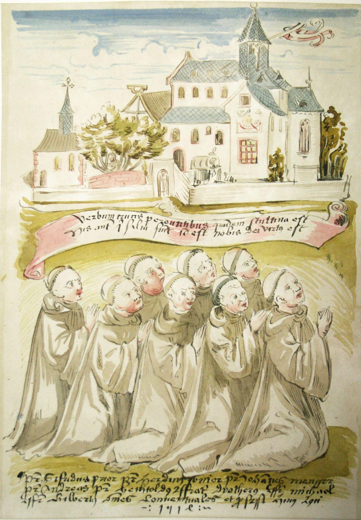 Cyriacuskloster Naumburg - Wikipedia