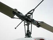 Semirigid rotor system