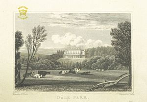 John Smith (Wendover MP) - Dale Park, Sussex (John Preston Neale, 1829)