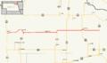 Nebraska Highway 84 map.png