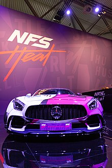 Need for Speed Heat Car Gamescom 2019 (48605686406).jpg