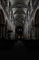 Nef centrale de la Cathédrale de Lausanne.JPG