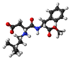 Neotame - Image: Neotame zwitterion ball