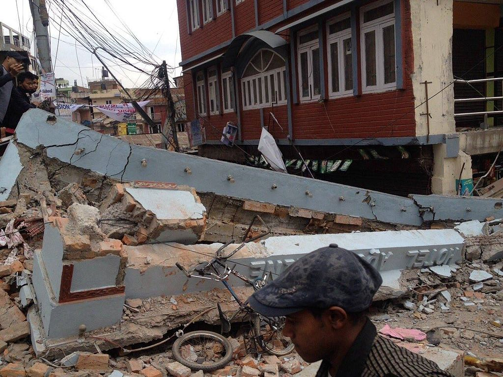 how mobile tech is changing natural disaster response