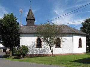 Nerdlen - Nerdlen, Kirche