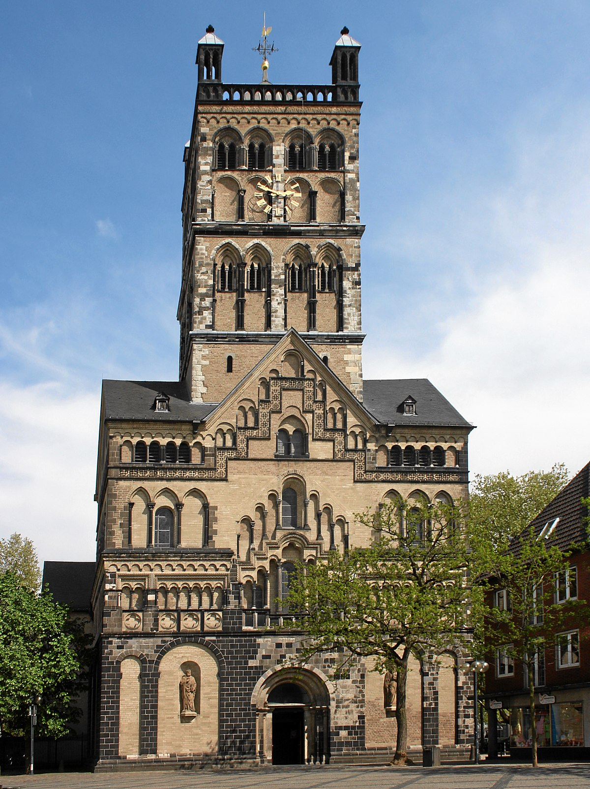 Neuss Travel Guide At Wikivoyage