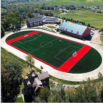 King's-Edgehill School - Artificial Turf Field