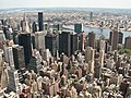 New York City view from Empire State Building 03.jpg