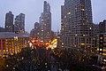New York at night by D Ramey Logan.jpg