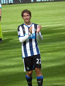 Newcastle United vs Arsenal, 29 August 2015 (37).JPG