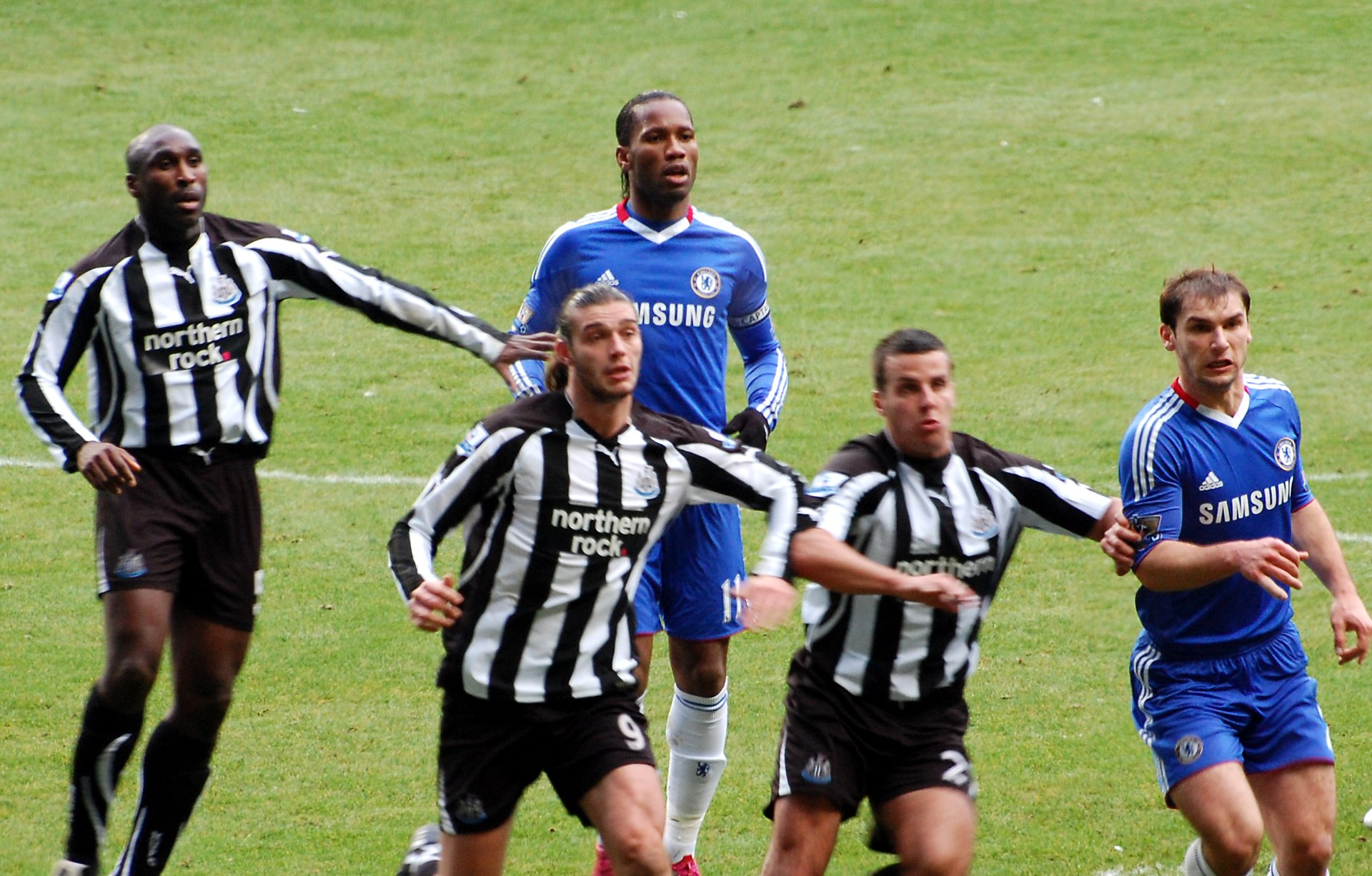 Image Result For Newcastle Vs Chelsea