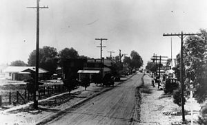 Newhall, Santa Clarita, California - Newhall, 1919