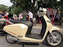 Electric motorcycles and scooters - Wikipedia