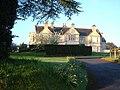 Newton House, Newton St Cyres - geograph.org.uk - 164815.jpg