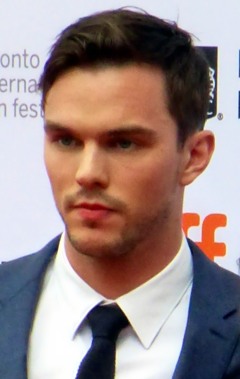 Nicholas Hoult September 2015