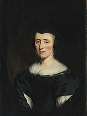 Portrait of a woman, aged forty-one