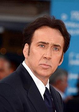 Nicolas Cage Deauville 2013 2
