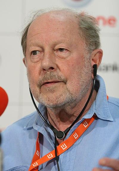 Nicolas Roeg, English film director and cinematographer