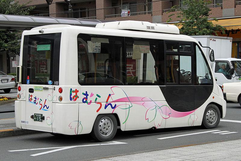 File:NishiTokyoBus B202 Hamurun rear.jpg