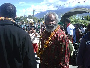 Papua (province) - Nius Kogoya, Provincial Representative for Tolikara