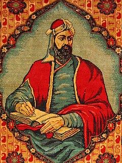 Nizami Ganjavi 12-century Persian Sunni Muslim poet