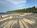 Noosa Heads beach in January 2015.JPG