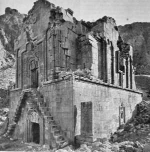 Noravank early 20th century.png