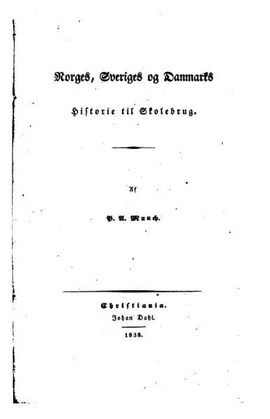 File:Norges, Sveriges og Danmarks Historie.djvu