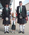 Northern Constabulary Pipe Band - Drum Majors (Present, Future and Past).jpg
