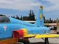 """Northrop RF-5A reconnaissance aircraft - Αεριωθούμενο αναγνωριστικό επετειακό της """"ΚΡΟΝΟΣ"""" (26429166283).jpg"""