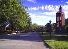 Northwest College, Powell, Wyoming summer 2015 08.jpg
