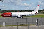 Norwegian Air, LN-NIG, Boeing 737-8JP (20772675353).jpg