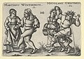 November and December from The Peasants' Feast or the Twelve Months MET DP855178.jpg