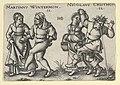 November and December from The Peasants' Feast or the Twelve Months MET DP855178.jpg