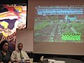 Nuestras Raices (Our Roots) presentation at MIT 2009.jpg