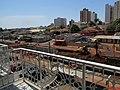 Obras anti enchente no Córrego Sul, na avenida Antônio Paschoal, em Sertãozinho. Na época as obras avançavam em frente ao Supermercado Savegnago, quase chegando ao Terminal Rodoviário. - panoramio (3).jpg