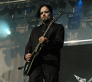 Anders Odden - With Celtic Frost, Tuska Festival, Finland 2006