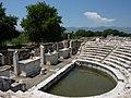 Odeum at Afrodisias with Foot Bath - panoramio.jpg
