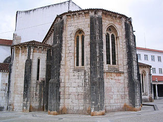 Monastery of São Dinis de Odivelas building in Odivelas, Lisbon District, Portugal