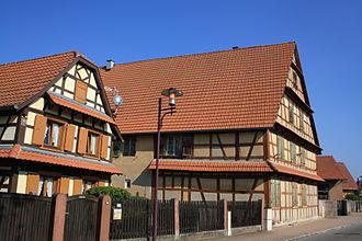 Offendorf - Image: Offendorf 3023