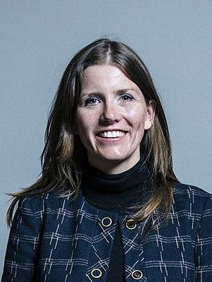 Michelle Donelan - Image: Official portrait of Michelle Donelan crop 2
