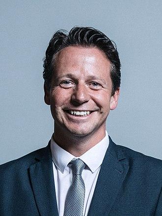 Nigel Huddleston - Image: Official portrait of Nigel Huddleston crop 2