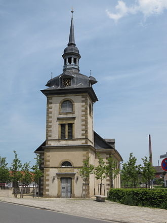 Oker (Goslar) - Martin Luther Church
