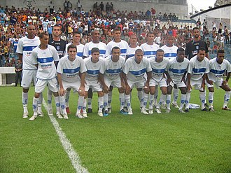 Olaria Atlético Clube - Team photo from the 2009 season