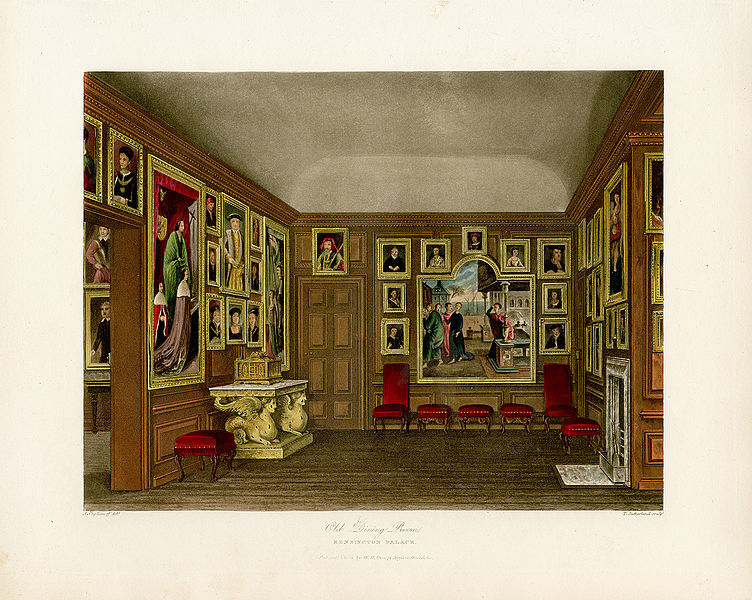 File Old Dining Room Kensington Palace From Pyne 39 S Royal