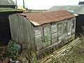 Old Great Eastern Railway Third 6 wheeler carriage - geograph.org.uk - 1594717.jpg