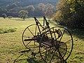 Old Hay Rake, The Vision Farm - geograph.org.uk - 274914.jpg