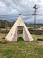 Old Mac's Indian Village Teepees, Cherokee, NC (45917203904).jpg