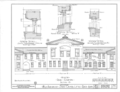 Old State Capitol Building, Markham and Center Streets, Little Rock, Pulaski County, AR HABS ARK,60-LIRO,1- (sheet 18 of 27).png