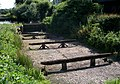 Old dry dock at Flatford Mill - geograph.org.uk - 697855.jpg